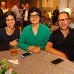 Simone Moura, Cordelia Queiroz E Hugo Benevides (2)