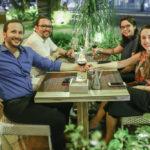 Thiago Braga, Joao Paulo Luz, Ligiane Amaral E Marllan Matos (1)