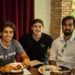 Tomaz Costa, Vitor Veras E Joao Guilherme (1)