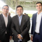 Vitor Holanda, Fernando Ferrer E Andre Martins