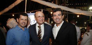 Erick Vasconcelos, Joao Soares E Alexandre Pereira (2)