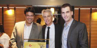 Ronaldo Otoch, David Eisner E Felipe Texeira (1)
