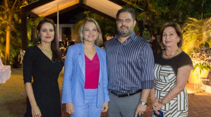 Manoela Barcelar, Lenise Rocha, Edson Queiroz Neto E Fátima Veras (4)
