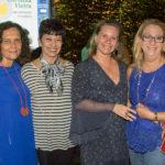Thereza Câmara, Lissie Castro, Bia Perlingeiro E Eliana Mendonça (1)
