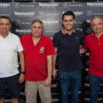 Carlos Ramos, Nilo Tabosa, Marcos Carneiro E Eduardo Vilela _