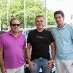 Cláudio Brasil, Jonny Gast E Rafael Brasil 2