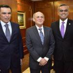 Juvêncio Vasconcelos, Glaydson Pontes E Marcelo Mota