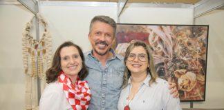 Andrea Dallolio, Sergio Helle E Veridiana Brasileiro