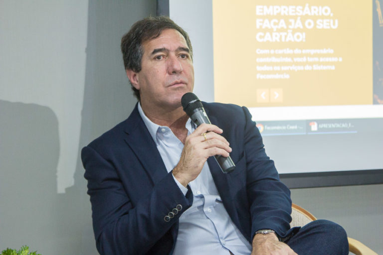 Luiz Gastão Bittencourt assume cargo na diretoria da CNC