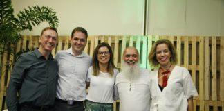 Marcelo Matarazzi, Igor, Patricia Hellen, Sri Prem Baba E Adryana Schineider