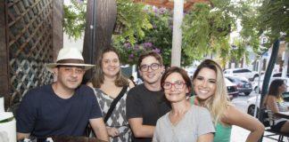 Deda, Julia Vieira, Victor Veras E Chef Louise E Carol Torres (2)