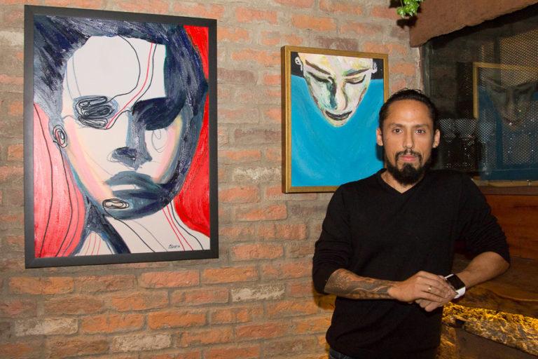 Juca Máximo leva intervenções artísticas inéditas à CasaCor