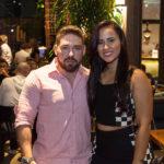 Carnô Holanda E Daniela Freitas