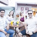 Felipe Medeiros, Julia Vieira, Joice Godinho E Welvo Cavalcante