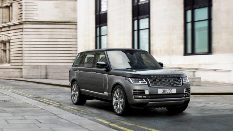 Conheça o luxuosíssimo  Range Rover SVAutobiography