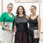 Bia Perlingeiro, Adriana Maciel E Cecilia Andrade