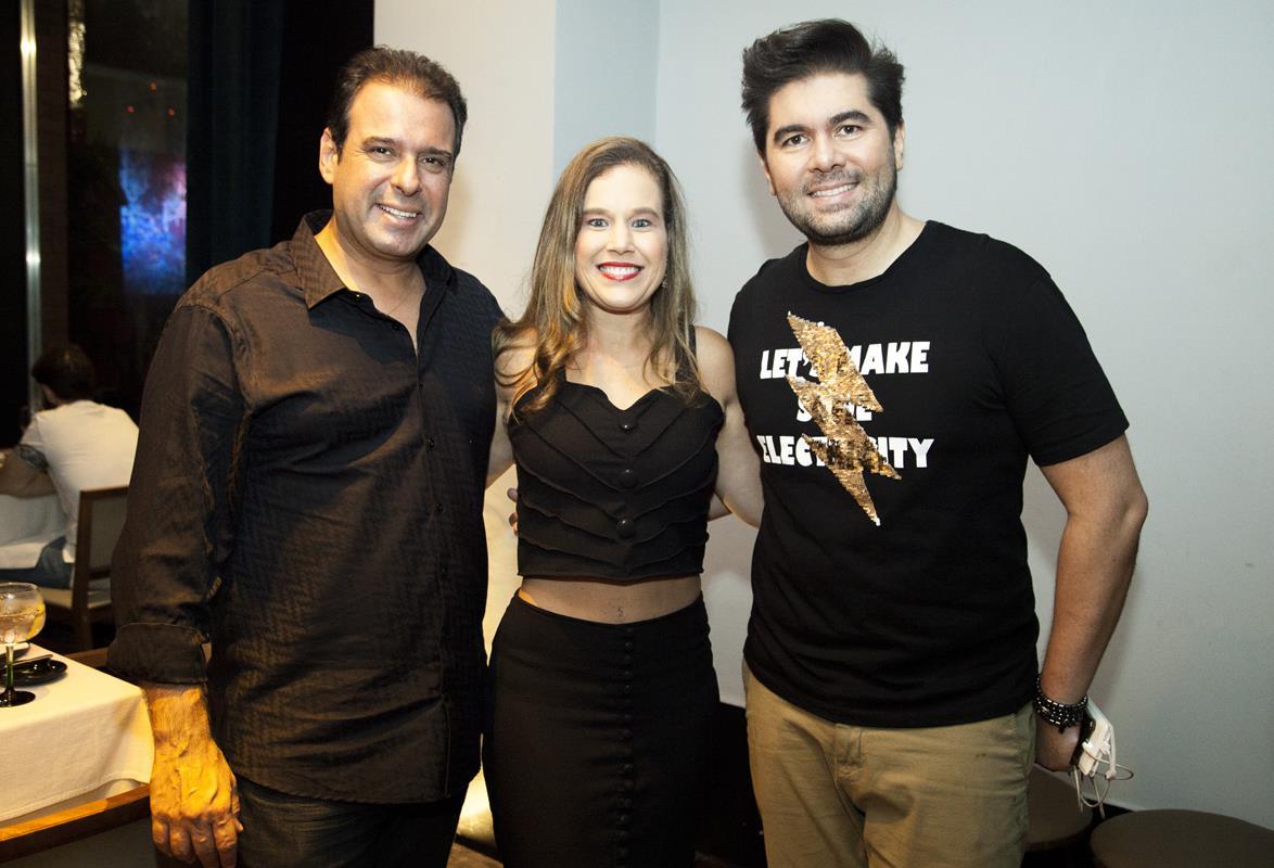 Cybele Campos, Mariana Dafonte E Tatiana Luna