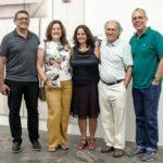 Jose Guedes, Luciana Eloy, Adriana Maciel, Rubem Grilo E Eduardo Eloy