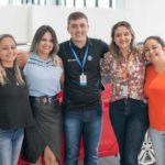 Lilia Araujo, Virginia Almeida, Romerio Monteiro, Raissa Santiago E Emeline Feitosa