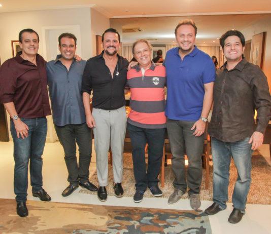 Magno Nogueira, Max, Adrisio Camara, Jose Carlos Pontes, Adriano Nogueira E Pipo (4)