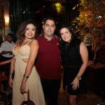 Mila Ferreira, Henrique Monteiro E Iana Araújo