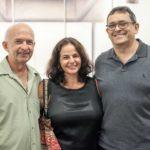 Nauer Spindola, Adriana Maciel E Jose Guedes