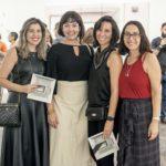 Roberta Ponte, Ana Valeska, Hercilia Correa E Carmem Marques