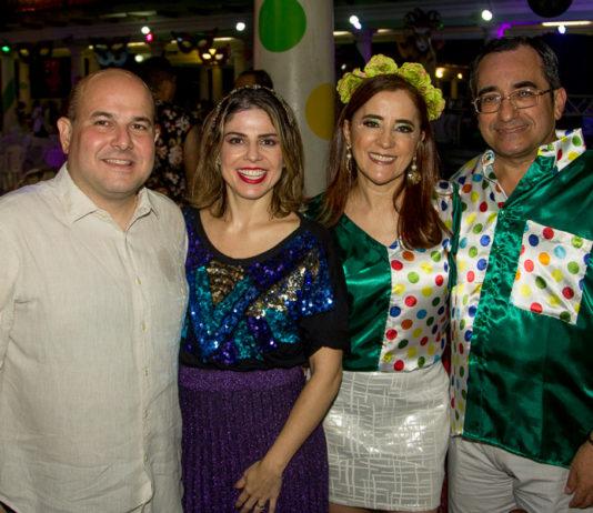 Roberto Claudio E Carol Bezerra, Fátima E Jardson Cruz (1)