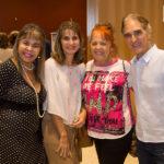 Selma Cabral, Daniela Costa, Fátima Duarte E Antônio Carlos (2)