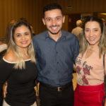 Verônica Nojosa, Carlos Júnior E Caroline Sales (1)
