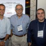 Ênio Leão, José Guimarães E Júlio Borges (1)