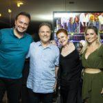 Adriano Nogueira, Jose Carlos Pontes, Claudia Rebouças E Carol Barreira (3)