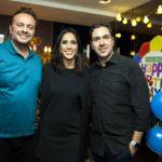 Adriano Nogueira, Nadia Bismarck E Eduardo Bismarck (1)