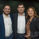 André Luiz, Mauro Filho E Ana Paula Cruz (2)
