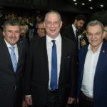 Antônio Henrique, Ciro Gomes E José Sarto (2)