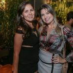 Fabiana Vasconcelos e Jaqueline Pinheiro 150x150 - Noite de sexta-feira no Moleskine é sempre motivo para celebrar