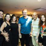 Fabio Campos, Cybele Campos, Fernanda Matozzo, Adriano Nogueira, Mano Alencar E Ingrid Medeiros (2)