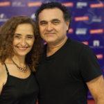 Iziane Mascarenhas E Roberto Diogenes