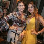Jaqueline Pinheiro e Bianca Henbene 150x150 - Noite de sexta-feira no Moleskine é sempre motivo para celebrar