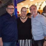 Marcos Gomide, Isabel Gomide E Mauro Costa