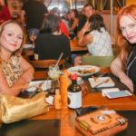 Olga e Luce Costa 2 150x150 - Noite de sexta-feira no Moleskine é sempre motivo para celebrar