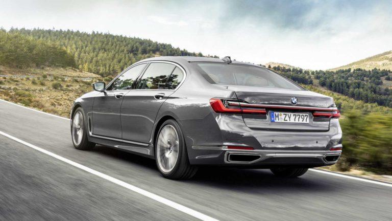 BMW apresenta o facelift do novo Série 7 no Salão de Genebra