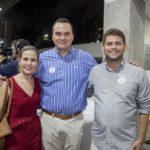 Alessandra Freitas, Regis Tavares E Bruno Passos (1)