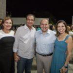 Ana Studart, Beto Studart, Roberto Claudio E Carol Bezerra (2)