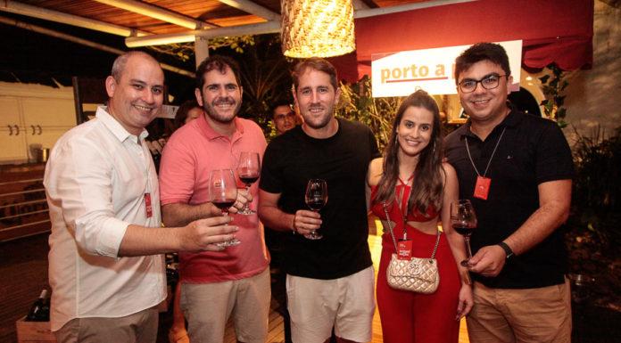 André Linheiro, Eduardo Castelão, Rodrigo Frota, Vanessa Melo E Rolf Campos