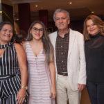 Aurielia Almeida, Rafaele Lima, Clóvis Bezerra E Nacy Braga
