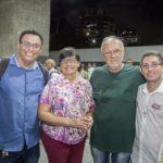 Bruno Nunes, Lucia Ines, Padre Renato Chiera E Marco Tulio (1)