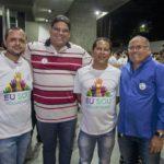 Candido Neto, Carlos Pablo, Francisco Macedo E Luciano Carvalho