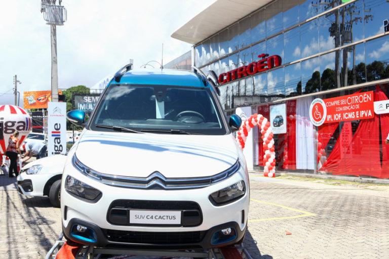 Citroën Pigalle terá ofertas especiais e até carro a preço de custo no sábado