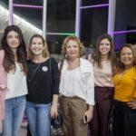 Debora Menezes, Fabiele Pessoa, Marcia Dias, Viviane Gonçalves E Silvana Garcia